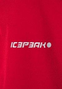 Icepeak - BRENHAM - Kuoritakki - burgundy - 3