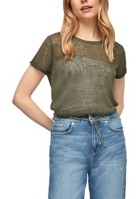 QS by s.Oliver - Blouse - olive - 6