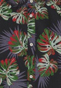 Only & Sons - ONSTIMOTHY LIFE FLORAL  - Shirt - black - 5