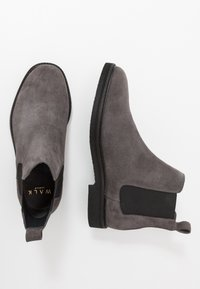 Walk London - SLICK CHELSEA - Classic ankle boots - grey - 1