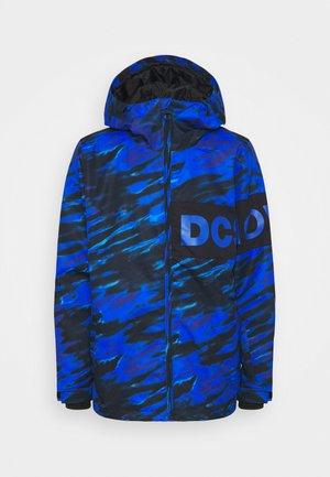 PROPAGANDA JACKET - Snowboardová bunda - blue