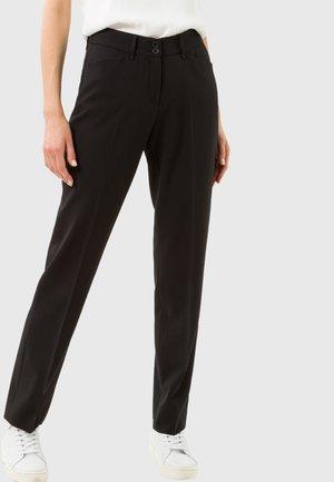 STYLE CELIN E - Trousers - black