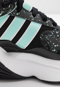 adidas Originals - MAGMUR RUNNER - Sneakersy niskie - core black/footwear white/frozen mint - 2