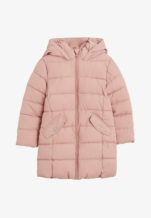 ALILONG - Winter coat - roze