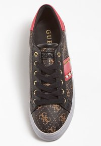 Guess - GRASEY 4G-LOGO - Trainers - mehrfarbig braun - 1