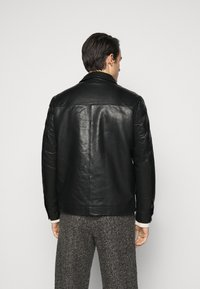 DRYKORN - GRYT - Leather jacket - schwarz - 3