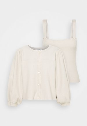 SET - Cardigan - moonbeam