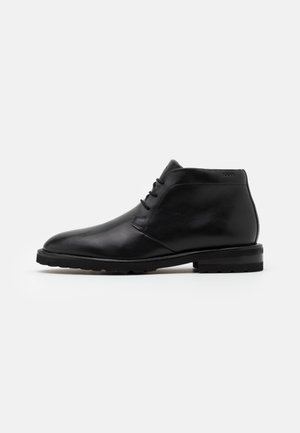 PERO DANILO BOOT - Lace-ups - black