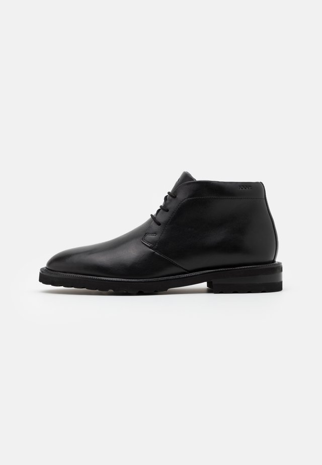 PERO DANILO BOOT - Stringate - black
