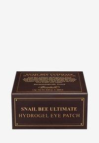 Benton - SNAIL BEE ULTIMATE HYDROGEL EYE PATCH 60 PCS - Oogverzorging - - - 3