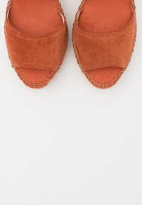 Vidorreta - High heeled sandals - arcilla - 5