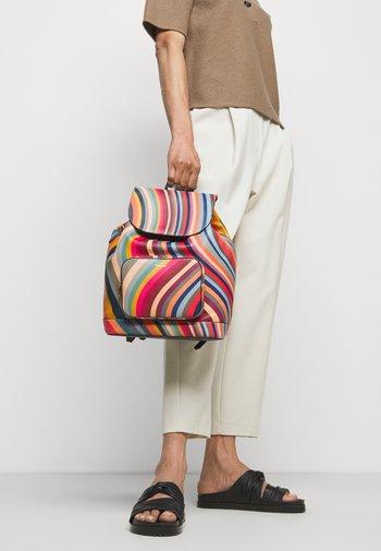 WOMEN BACKPACK SWIRL - Rucksack - multi-coloured