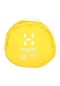 Haglöfs - LAVA 30  - Holdall - sulphur yellow - 2