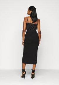 Fashion Union Petite - MEEKER SKIRT - Pencil skirt - black - 2