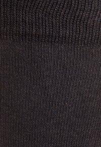 FALKE - FAMILY - Socks - dark brown - 1
