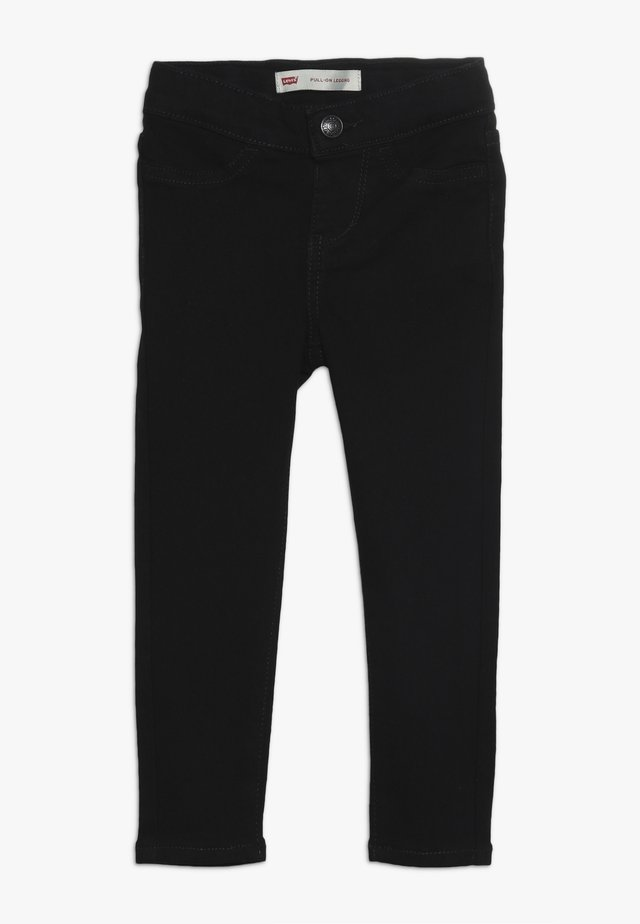 PULL ON  - Jegging - black