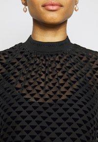 Tory Burch - DEVORE - Long sleeved top - black - 5