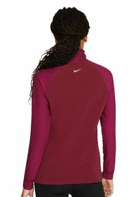 Nike Performance - PRO HYPERWARM - Sweatshirt - bordeaux - 1