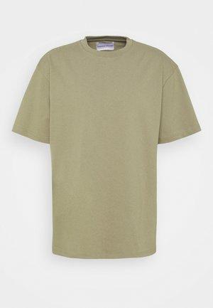 TEE  - T-shirt basic - taupe
