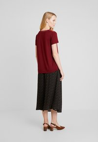 More & More - Blouse - wine red - 2