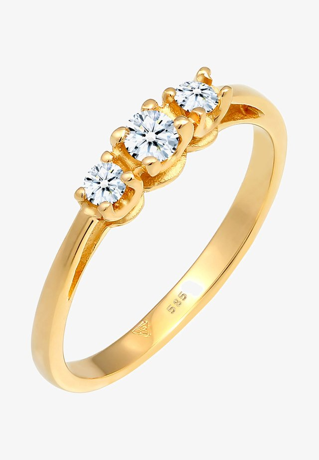 TRIO - Ring - gold-coloured