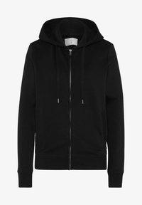 C&A - Zip-up sweatshirt - black - 2