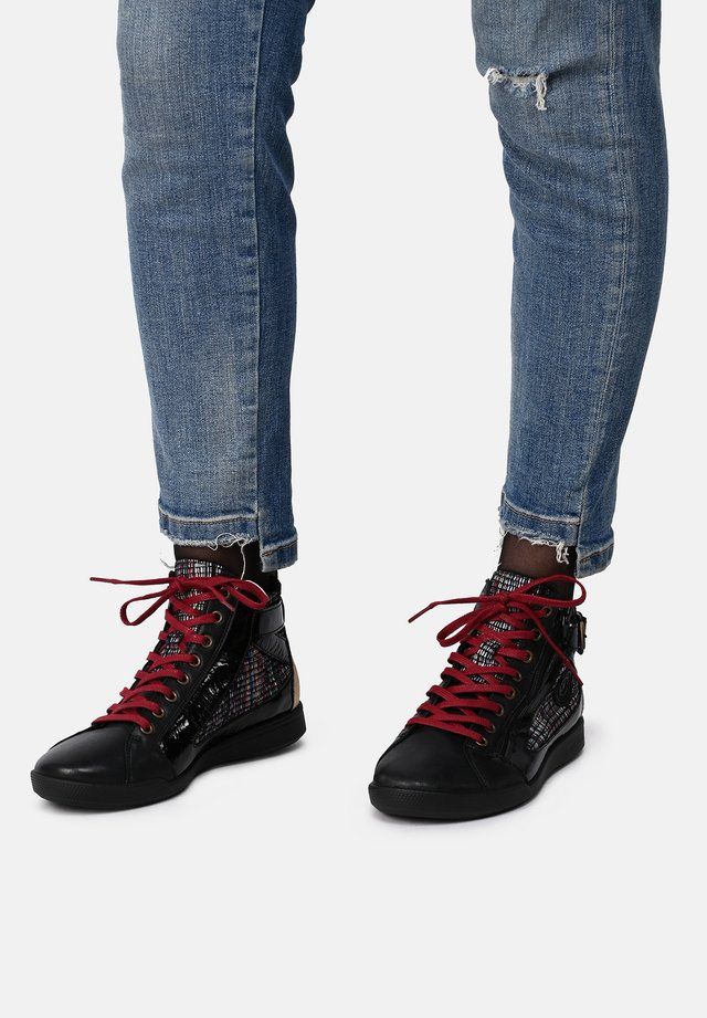 PALME/I - SNEAKER - Sneakers laag - black