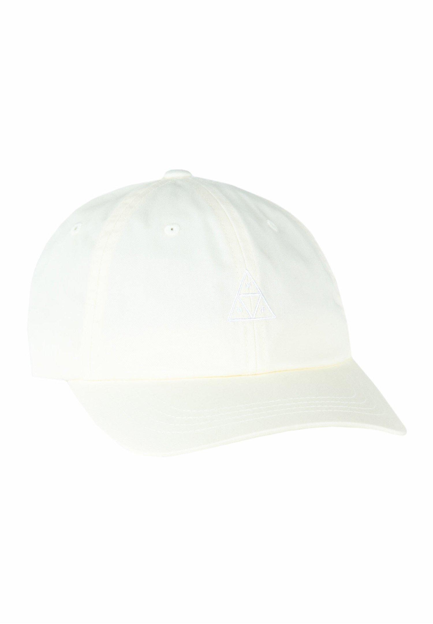 Huf Essentials - Cap Off White/weiß
