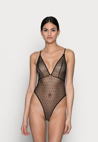 LingaDore - DOT - Body - black - 0
