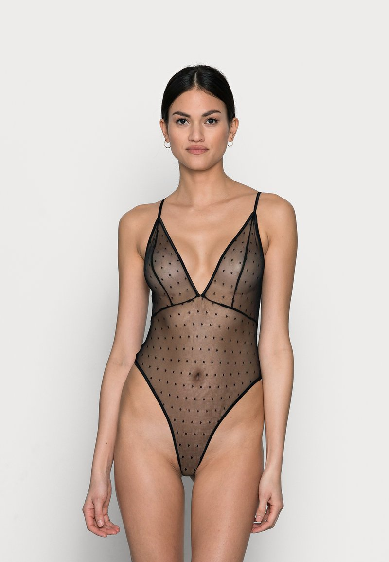 LingaDore - DOT - Body - black