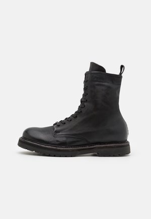 REPUNK - Lace-up ankle boots - nero