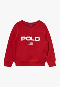 Polo Ralph Lauren - GRAPH  - Sweatshirt - red - 0