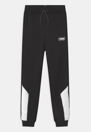 REBEL UNISEX - Trainingsbroek - black