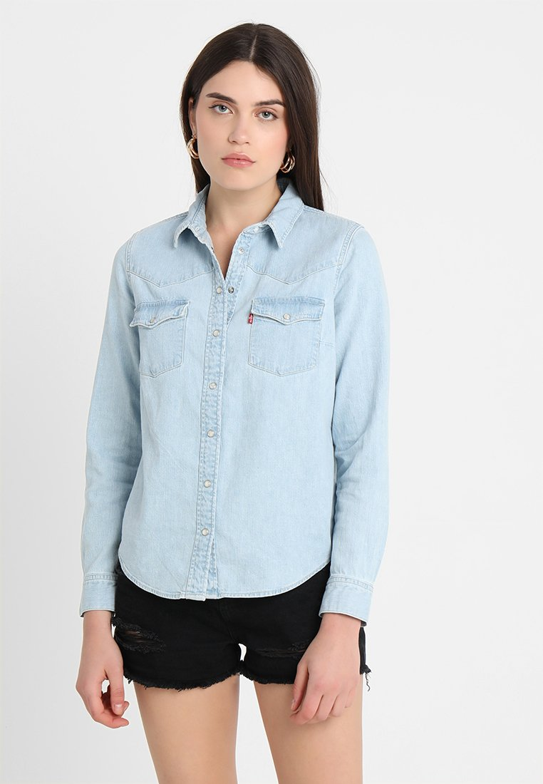 Levi's® - ULTIMATE WESTERN - Button-down blouse - radio starr