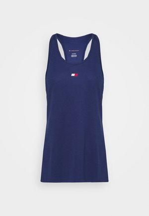 PERFORMANCE TANK TOP - Funktionströja - blue