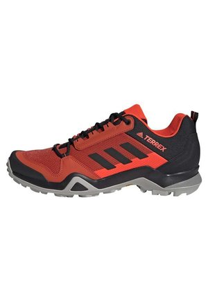 TERREX AX3 HIKING SHOES - Obuwie hikingowe - orange