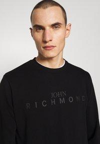 John Richmond - HUILA - Sweatshirt - black - 5