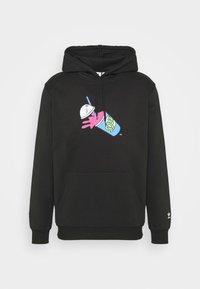 adidas Originals - THE SIMPSONS SQUISHEE HOODIE - Hoodie - black - 4