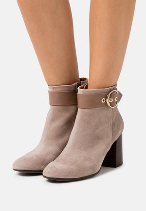 AGATA - Ankle boots - taupe
