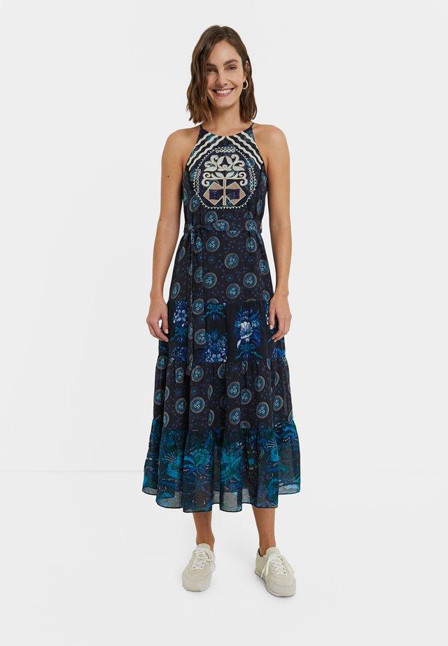 DESIGNED BY M. CHRISTIAN LACROIX: - Denní šaty - black
