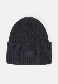 Moss Copenhagen - KARA BADGE - Beanie - grey - 0