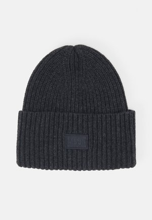 KARA BADGE - Beanie - grey
