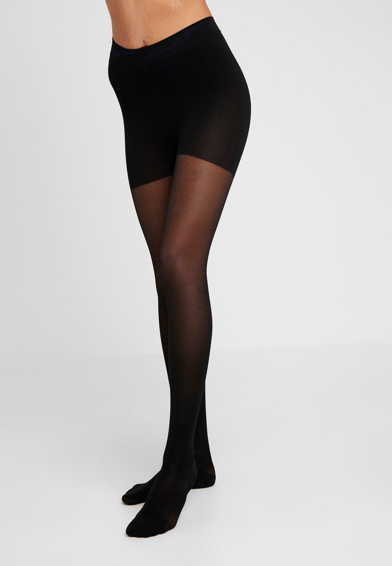 ITEM m6 - TIGHTS SKYLINE - Panty - black