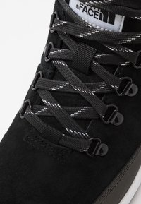 The North Face - Hiking shoes - black/white - 5