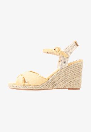 SHARK SWEET - Sandaler med høye hæler - cornish