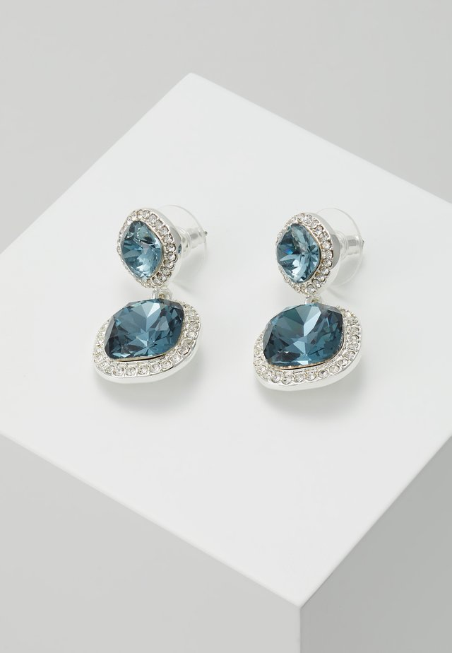 LYONNE PENDANT EAR - Earrings - silver-coloured