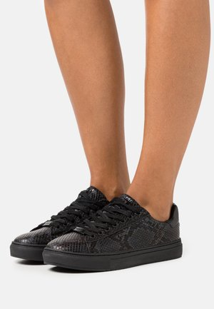 CRISTA - Trainers - black