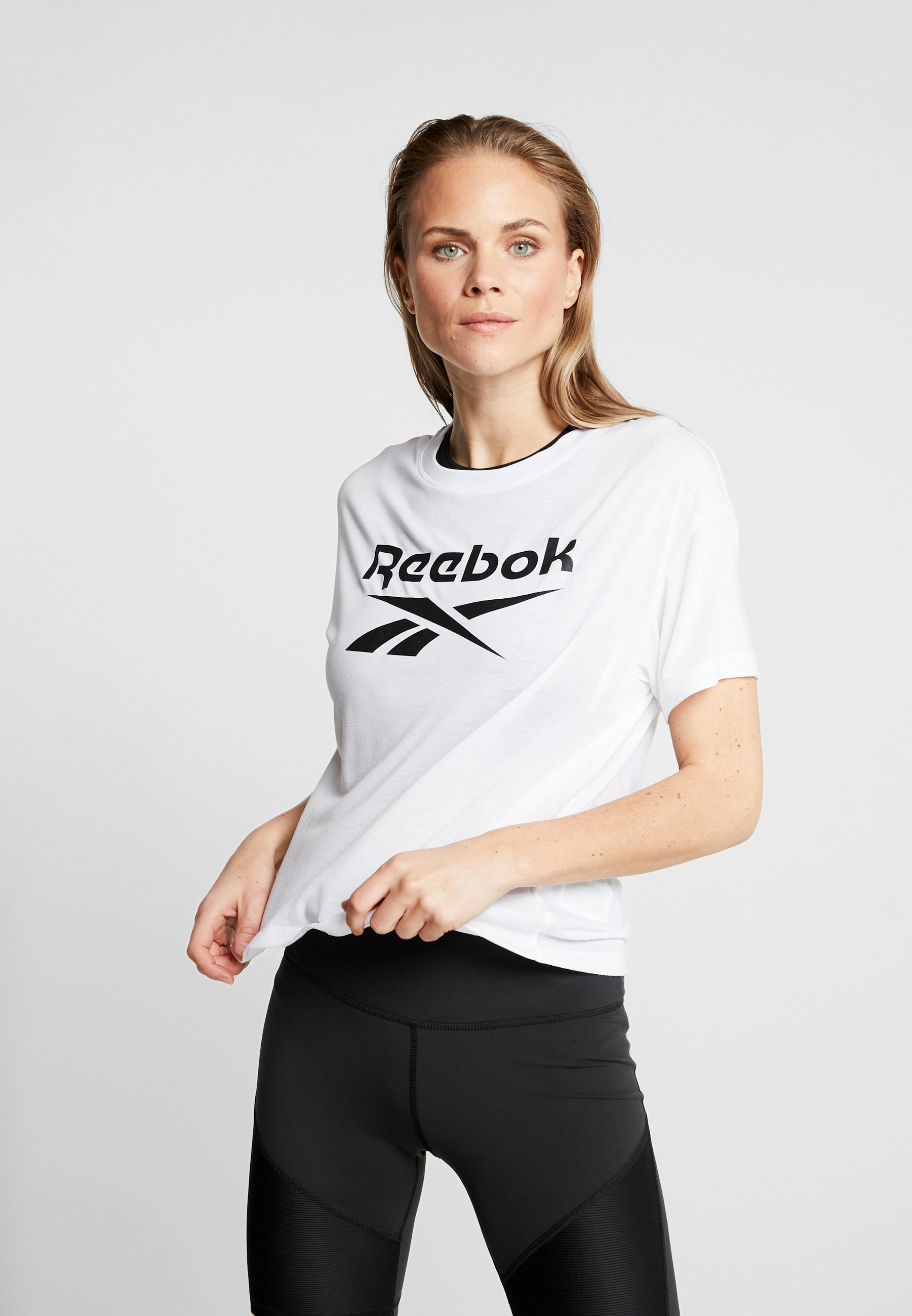 Damen WOR SUP TEE - T-Shirt print