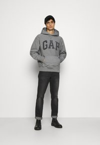 GAP - CHENILE  - Sweatshirt - charcoal heather - 1