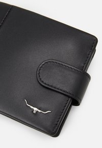 R. M. WILLIAMS - CLASSIC WITH COIN POCKET - Wallet - black - 5